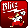 Blitz-Pizza